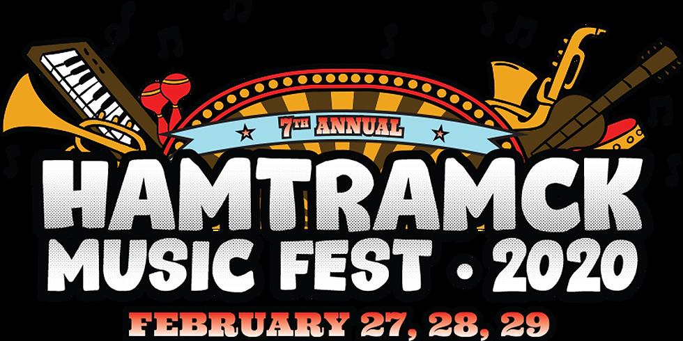 Hamtramck Music Festival at Barter