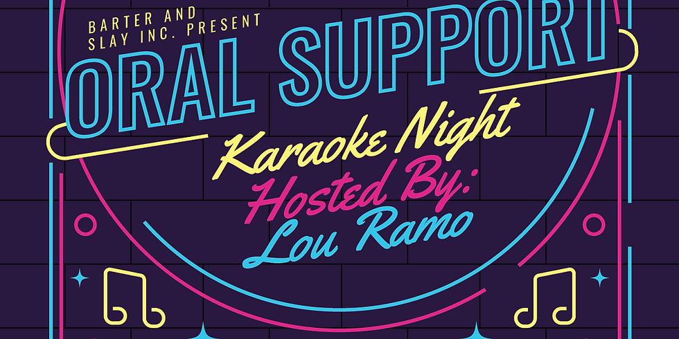 Oral Support - Good F*cking Karaoke