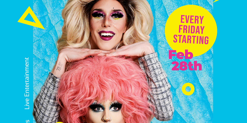 Ru Pauls Drag Race Watch Party Hosted by Stella and Aphrodite