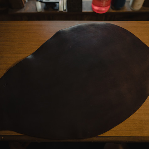 Horween Color 8 Shell