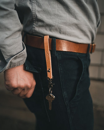 Belt Loop Keychain