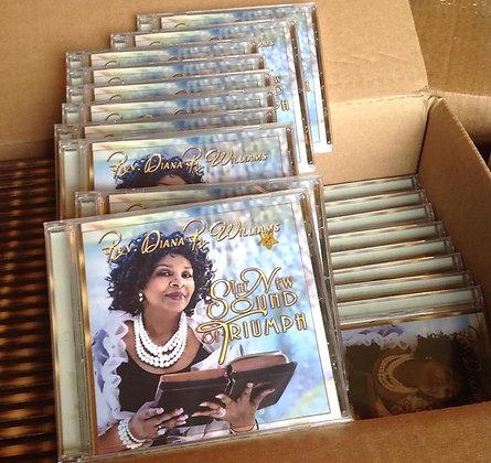 50 CD Mega Ministry Pack