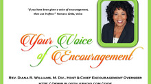 Your Voice of Encouragement Broadcast