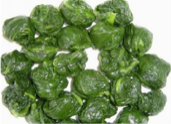FZ Spinach Ball, 1kg 냉동 시금치