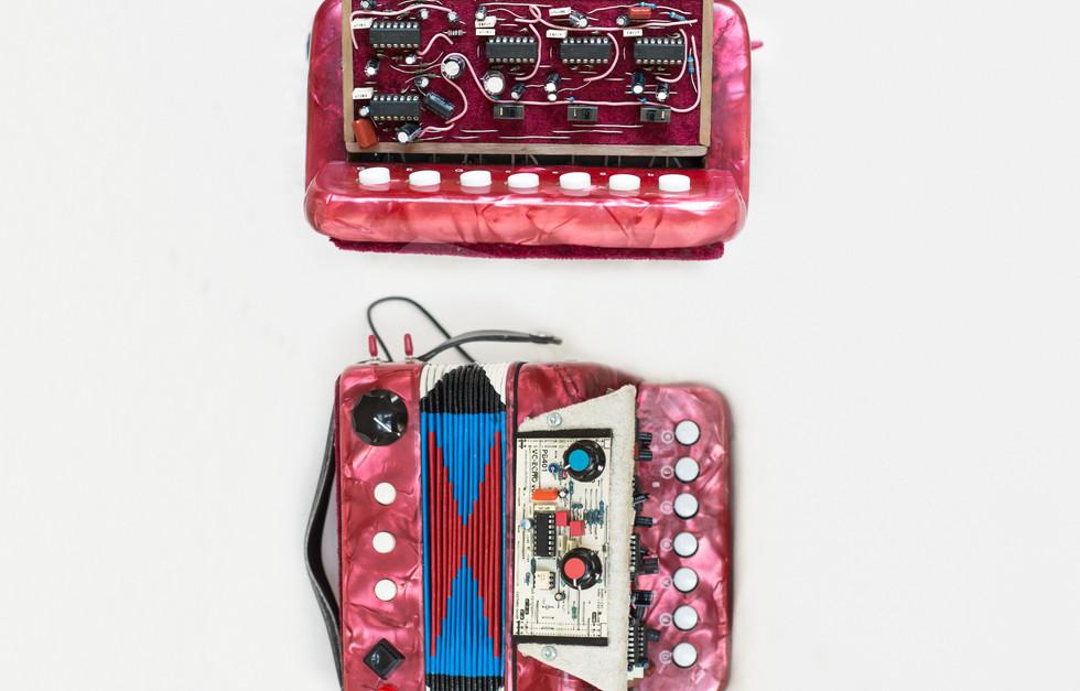 Akkordion Electronik