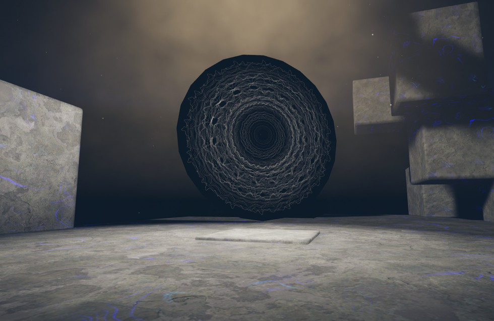 Kairotoskope / in virtual exhibition