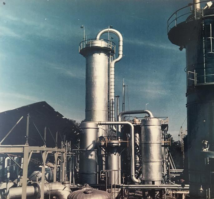 Victoria / Methanol factory