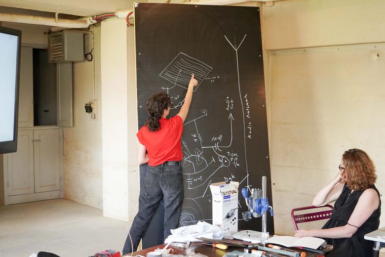 technical opportunities, NØ SCHOOL Nevers 2021, Image credit: Dasha Ilina