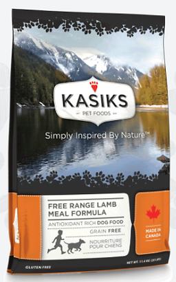 Kasiks Lamb Dog Food.PNG