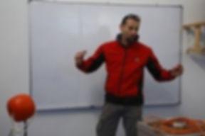 corso istruttore sub