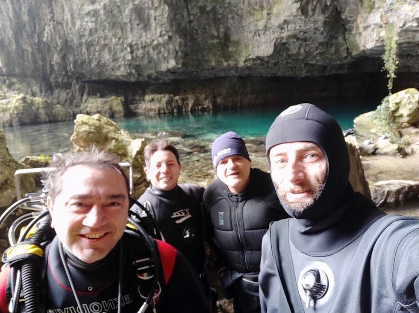 Grotte Oliero