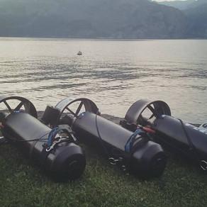 Gli scooter subacquei!