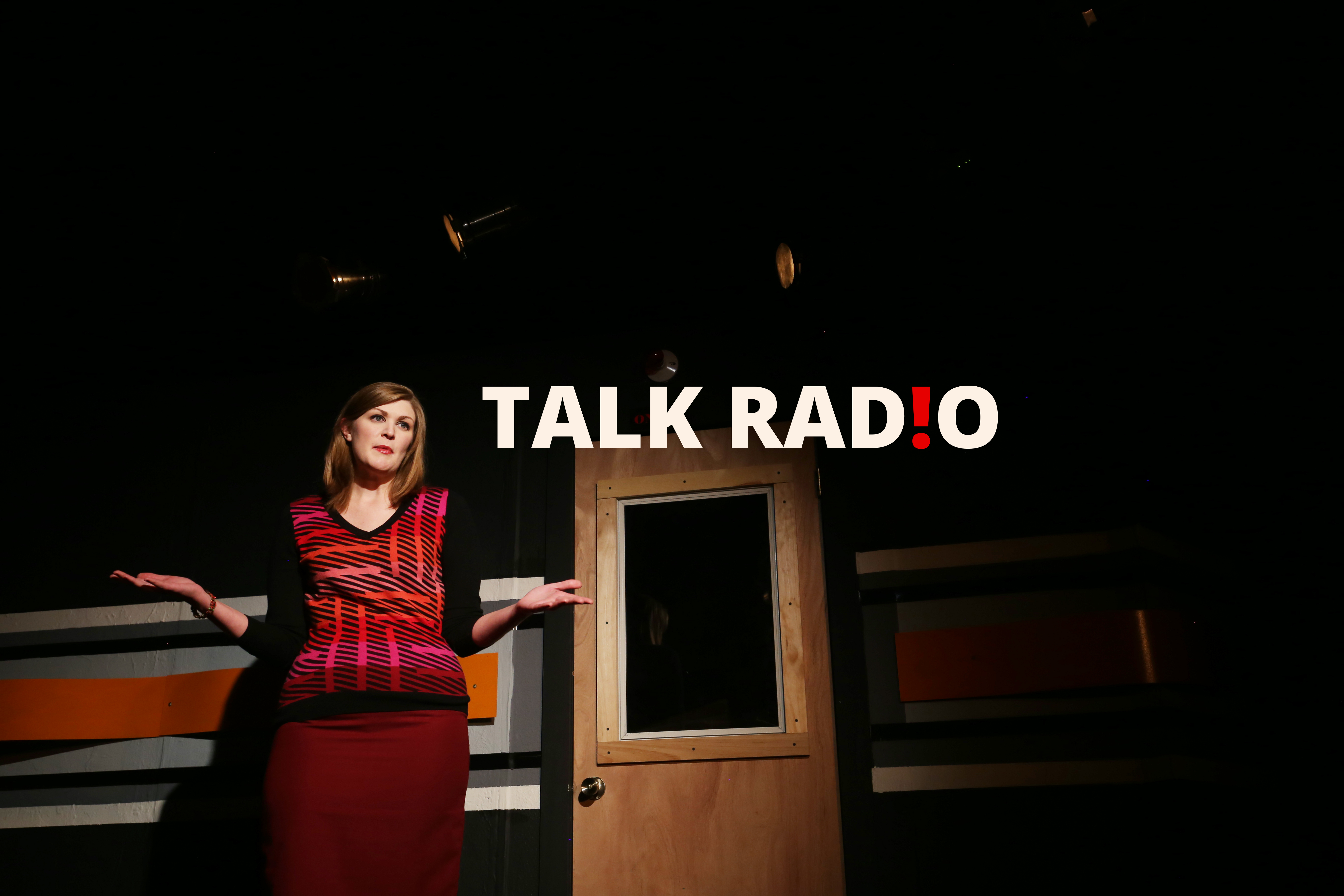 Firehouse Brewing Theater's Talk Radio