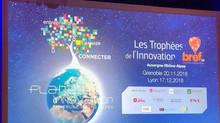 Le cabinet SINNOPTIC était présent le 17 décembre dernier à la soirée des Trophées Bref Eco de l&#39