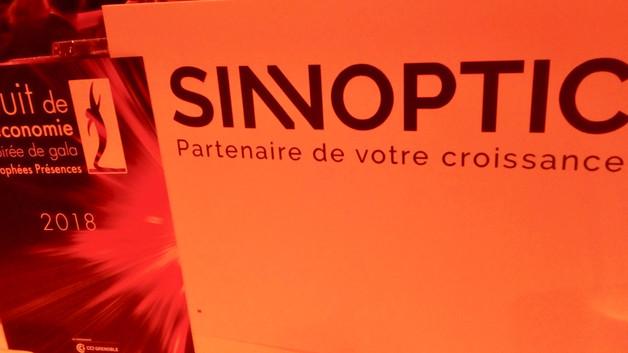 La table de SINNOPTIC était présente hier soir, à la Nuit de l'Economie au Summum ! Ravis de cet