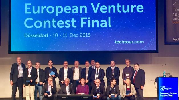 Notre client suisse, COGITO INSTRUMENTS, est l'heureux gagnant du TECHTOUR 2018 (dans la catégor