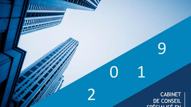 SINNOPTIC vous présente ses meilleurs voeux pour 2019 ; que cette nouvelle année se compose d'un