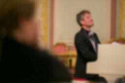 Alberto Nones, 2, concert in Saint Peter