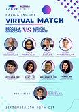 Navigating The Virtual Match; Program Directors Vs Medical Students