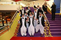 Stepptanzgruppe Happy Feet