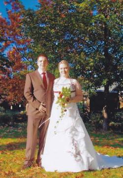 Chris und Claudia Bollinger