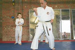 Albert Liser Karate
