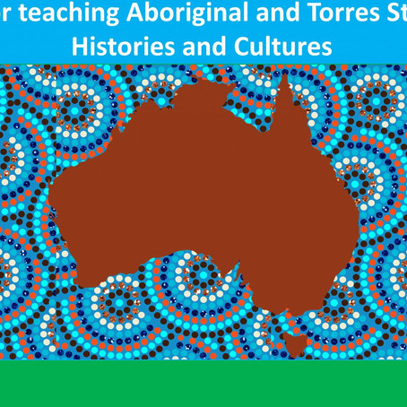 Resources for Teaching Aboriginal and Torres Strait Islander Histories and Cultures.