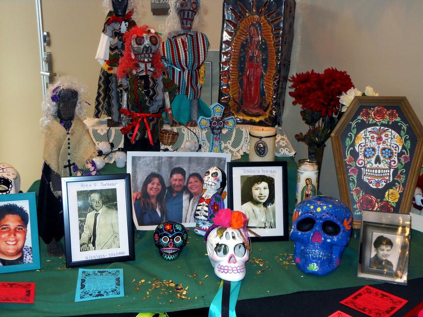 CHAC Altar at History Colorado