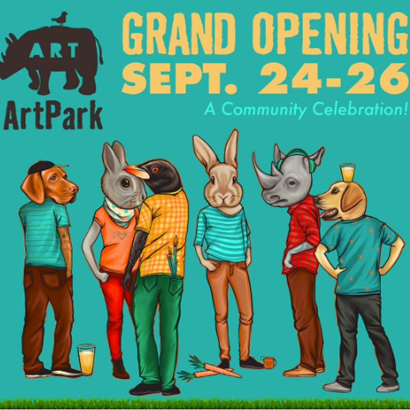 Make Pinata's and Flores de Papel at ArtPark Grand Opening!