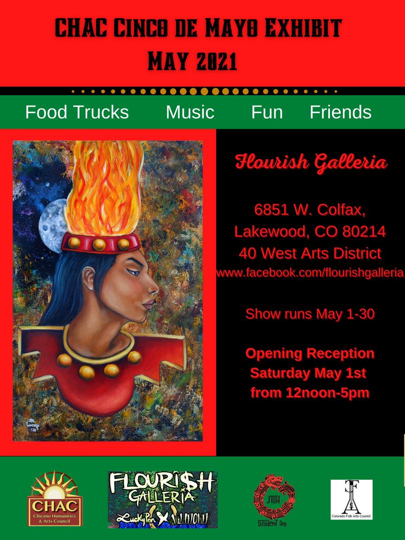 Cinco de Mayo Flourish Galeria