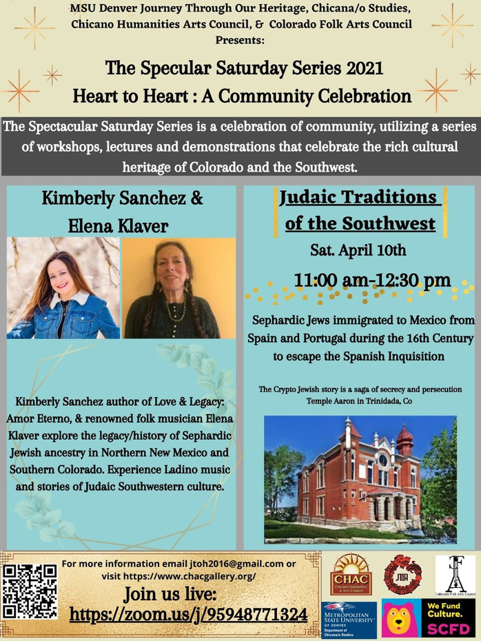 Heart to Heart Judaic Traditions of the Southwest