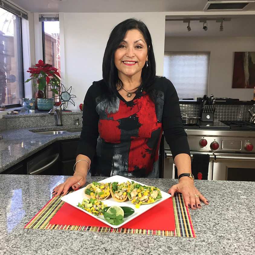 Cooking with Lindita