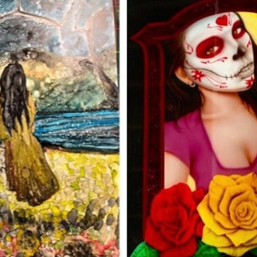 October 1st Friday Opening: La Llorona and El Dia de los Muertos