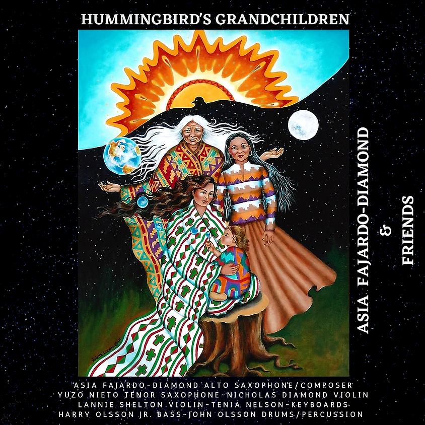 Hummingbird's Grandchildren~Music and Inclusive Communities and Open Mic