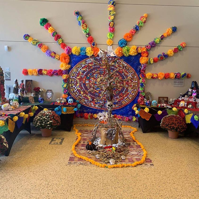 CHAC and History Colorado Dia de los Muertos Altar