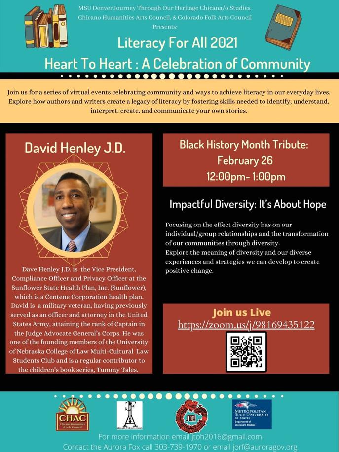 David Henley JD