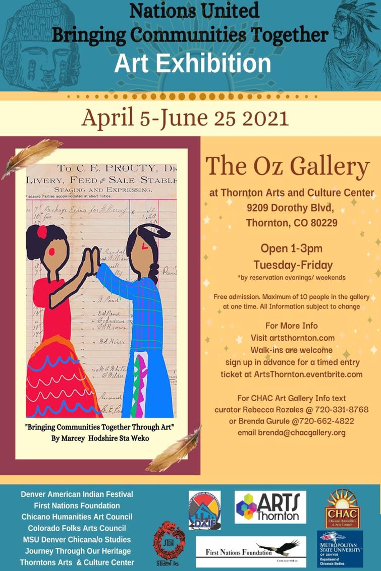 Oz Gallery in Thornton