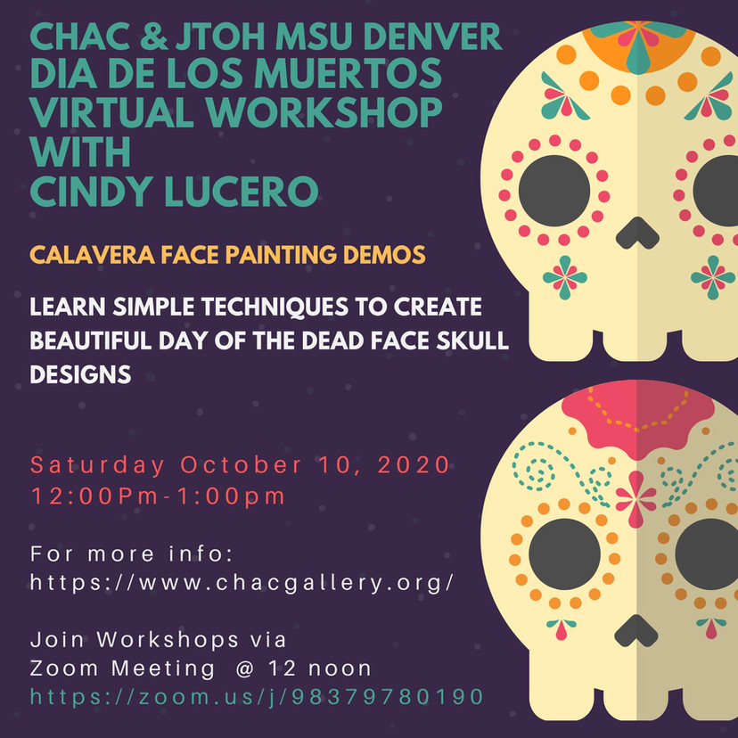Face Painting with Cindy Lucero