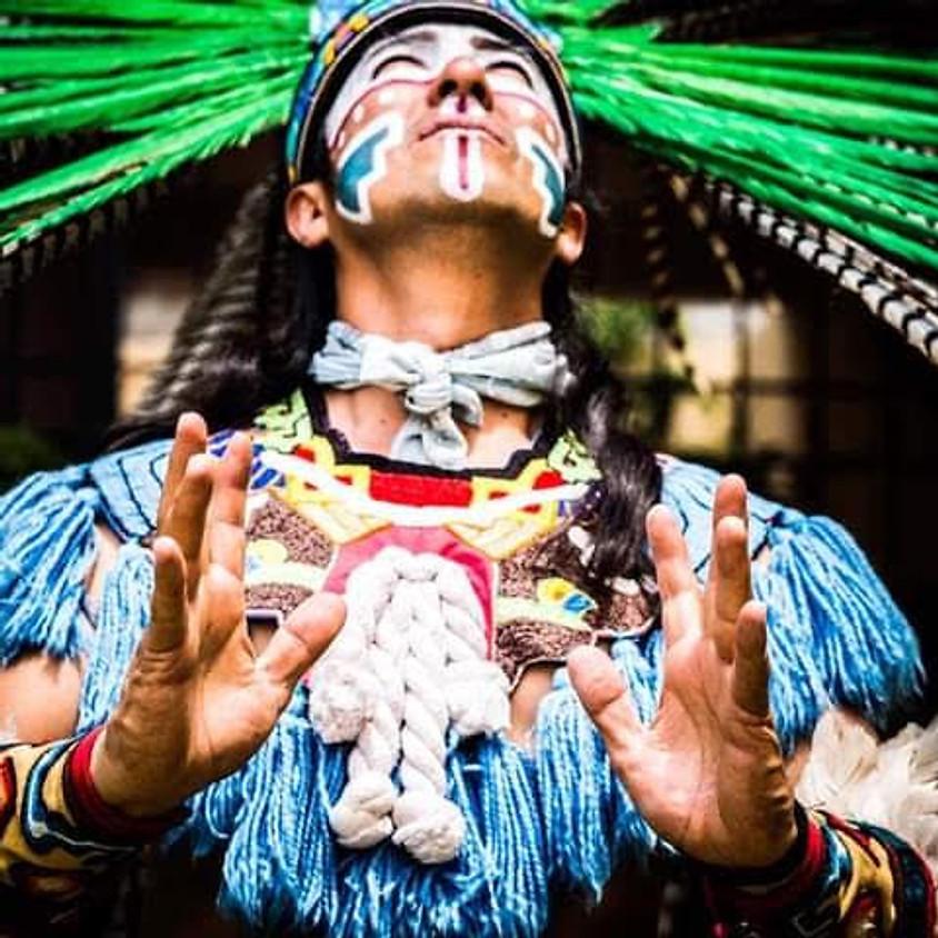 Cinco de Mayo ~ Flor Y Canto Arte Ciencia Y Tradition Indigena (Art of Flower and Song)