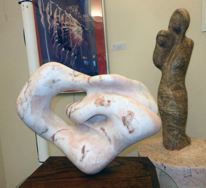 Jerry Jaramillo Sculptures