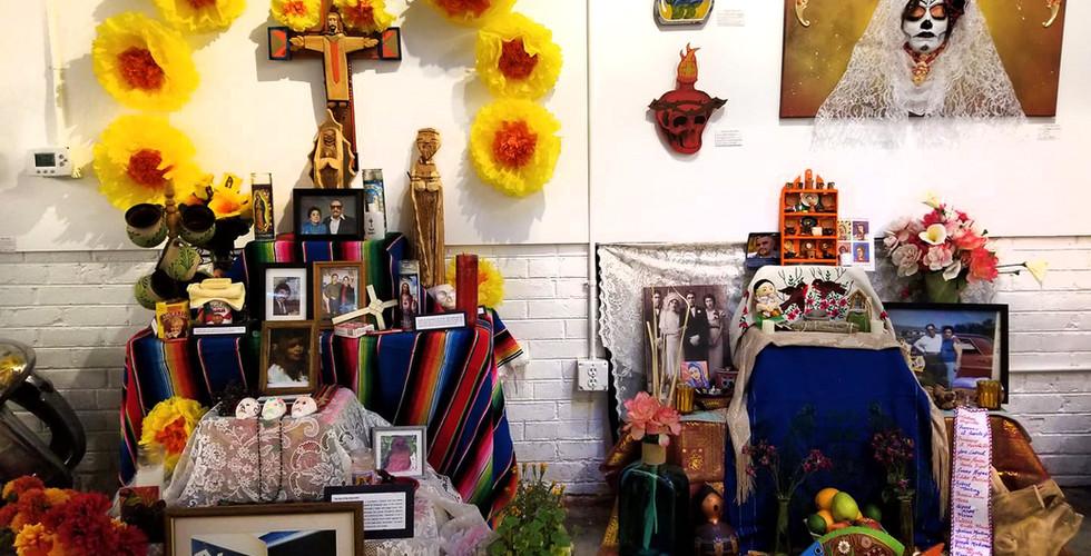 Altars at CHAC