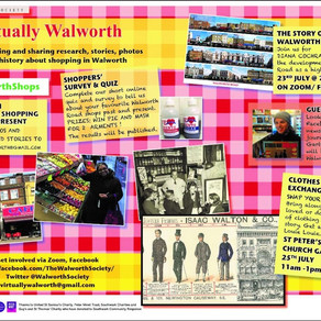Virtually Walworth: #WalworthShops