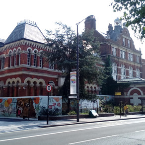 Walworth Society - (w/c 14th Sept) Virtually Walworth and Latest News, Activities and Events