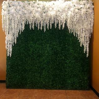 Wisteria Wall Flower
