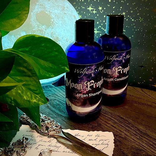 Moon Prophecy Argan Shampoo & Conditioner