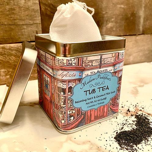 Madam Puddifoot's Tub Tea