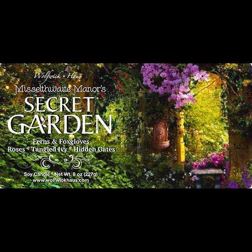 Misselthwaite Manor's Secret Garden