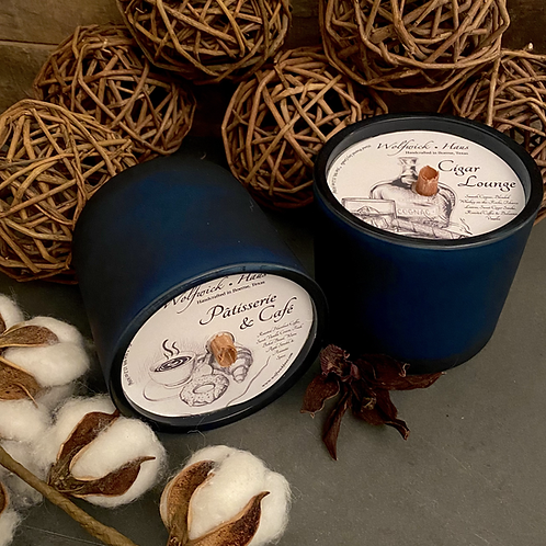Signature Candle (Frosted Teal)