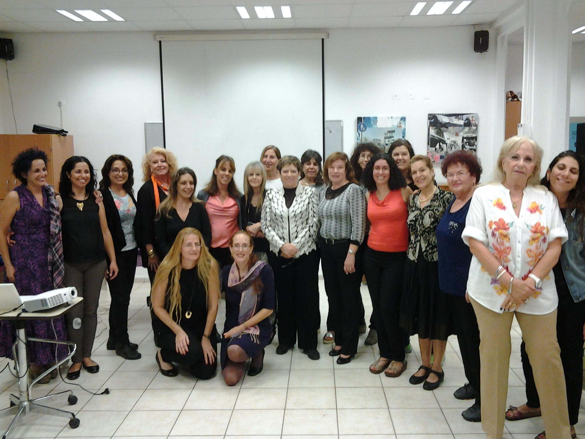 מנהיגות נשים הוד השרון