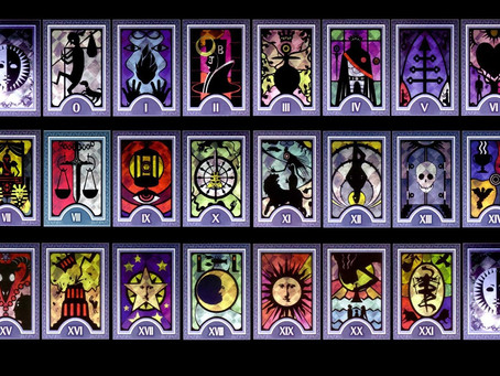 What Arcana Are Your Characters?
